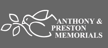 Anthony & Preston Memorials